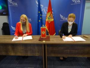 RAI and Montenegro Sign The Memorandum of Understanding and Cooperation on Enhancement of Whistleblowing Policies