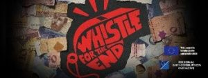 """""""Whistle for the End"""" Regional Public Awareness Campaign"""