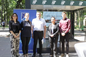 29 – 30 June 2021, Chisinau – RAI visits the National Anticorruption Centre and the Ministry of Justice of Republic Moldova