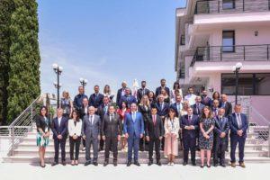 Ohrid, June 25, 2021 – Western Balkans Officials gather around the Regional Roadmap on Anti-Corruption and Illicit Finance Flows