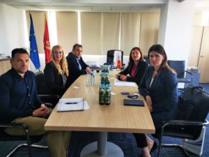 RAI Secretariat meets with the Montenegro Agency for Prevention of Corruption