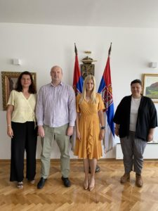 6-7 July 2021, Belgrade – RAI Secretariat visits the Ministry of Justice and the Anticorruption Agency of Serbia