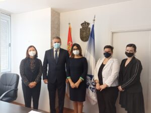Head of RAI Secretariat visited Ministry of Justice and Anti-Corruption Agency of Serbia