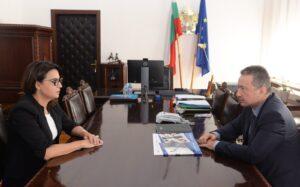 Head of RAI Secretariat meets the Bulgarian Minister of Justice