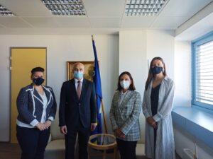 RAI Secretariat meets Deputy Minister of Justice of Bosnia and Herzegovina