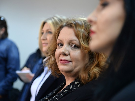 Mac Special Prosecutor Katica Janeva by MIA 800