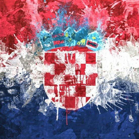 learning-croatian-flag
