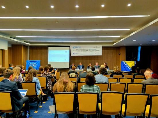 Workshop UNODC