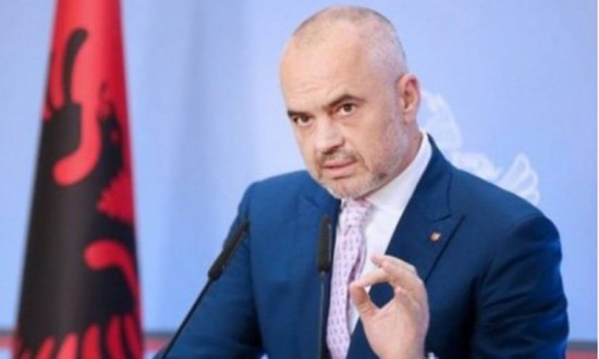 albanian prime minster