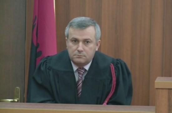 albanian judge